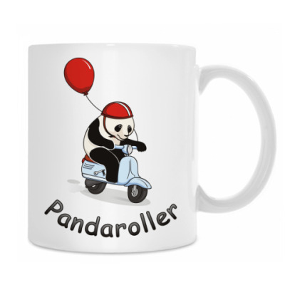 Кружка Пандароллер