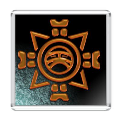 Магнит солнце Майа