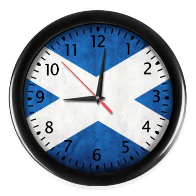 Настенные часы Шотландия
