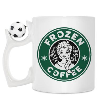 Кружка Frozen coffee
