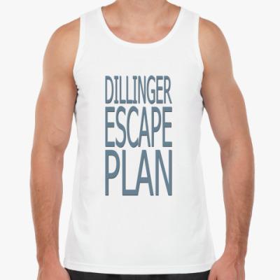 Майка Dillinger escape plan