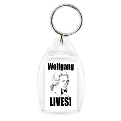 Wolfgang LIVES!