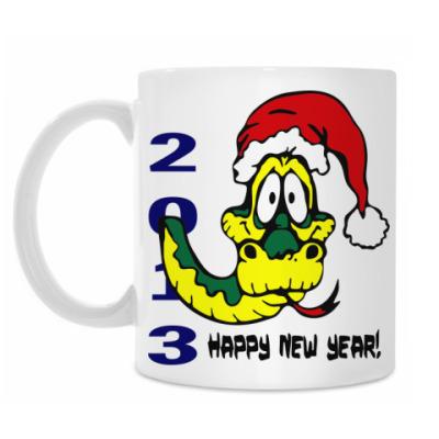 Кружка Happy new year 2013