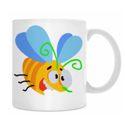 Кружка пчелиная