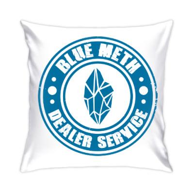 Подушка Blue Meth Dealer