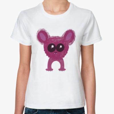 Классическая футболка Монстрики