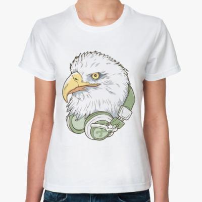 Классическая футболка Иглфонс
