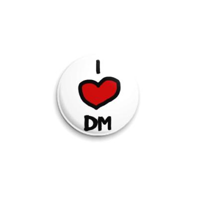 Значок 25мм  Depeche Mode