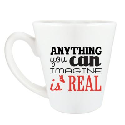 Чашка Латте 'Real'