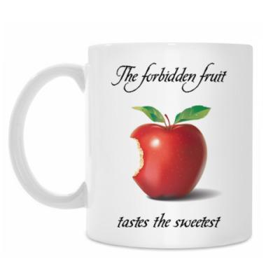 Кружка The forbidden fruit