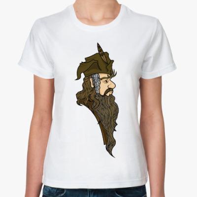 Классическая футболка Радагаст Карий