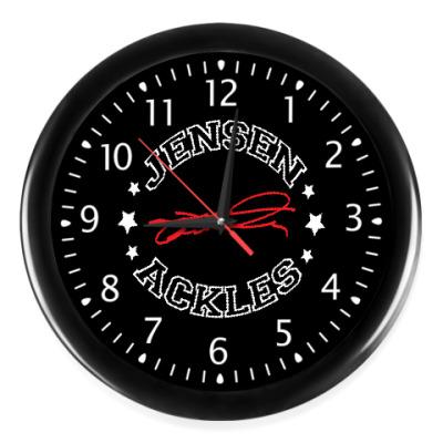 Часы Дженсен Supernatural  Автограф