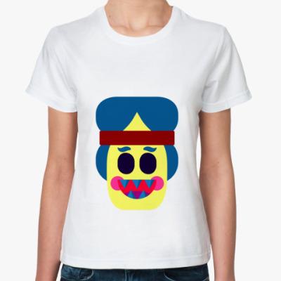 Классическая футболка Frisko Hipp