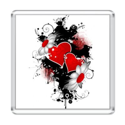 Магнит Сердца