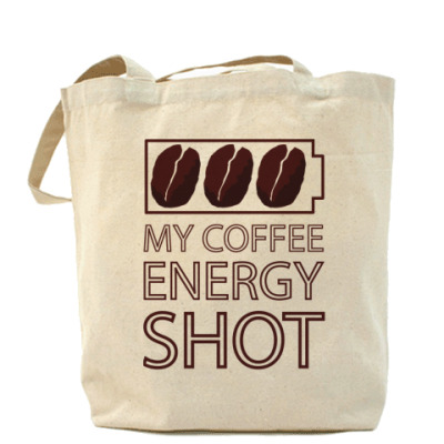 Сумка Кофе-заряд