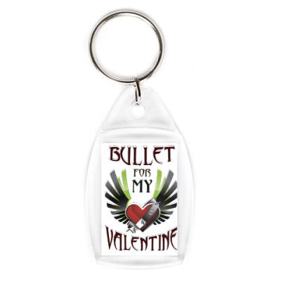 Брелок Bullet for my Valentine