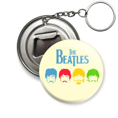Брелок-открывашка Beatles