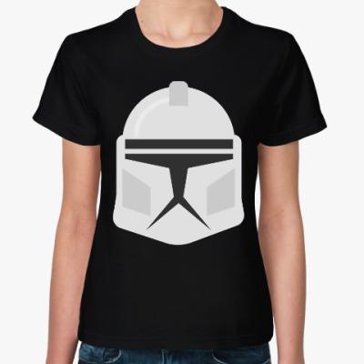 Женская футболка Звёздные войны