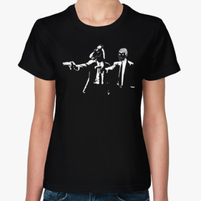 Женская футболка Horse Fiction