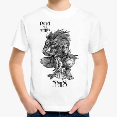 Детская футболка N'aiX