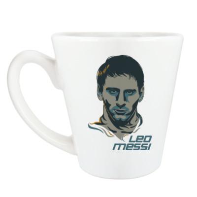 Чашка Латте Leo Messi