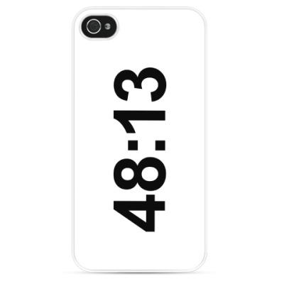 Чехол для iPhone 48:13