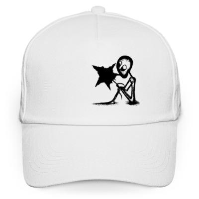 Кепка бейсболка Грустное Привидение