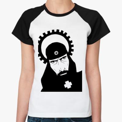 Женская футболка реглан St. Milan Fras