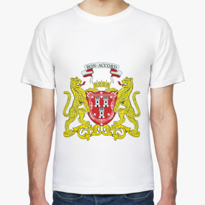 Футболка Герб города Абердин