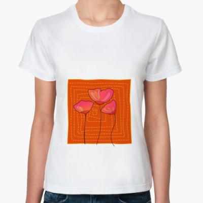 Классическая футболка Маки