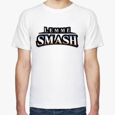 Футболка Lemme Smash