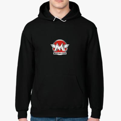 Толстовка худи Moto Matchless FANS