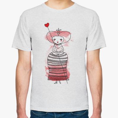 Футболка Queen of Hearts, Alice's Adventures in Wonderland