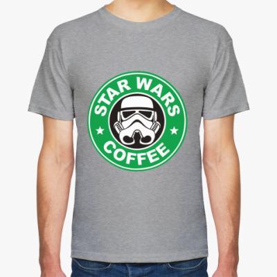 Футболка Звёздный кофе