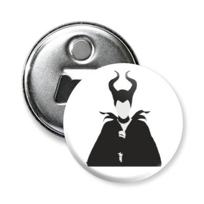 Магнит-открывашка Maleficent