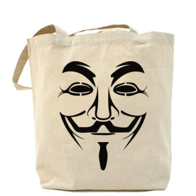Сумка Маска Анонимуса