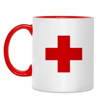 Кружка «Красный Крест»