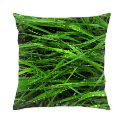 Подушка Трава