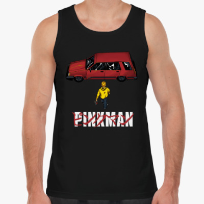 Майка Pinkman car