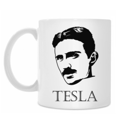 Кружка Tesla
