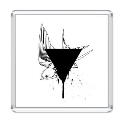 """Магнит """"Triangle"""""""