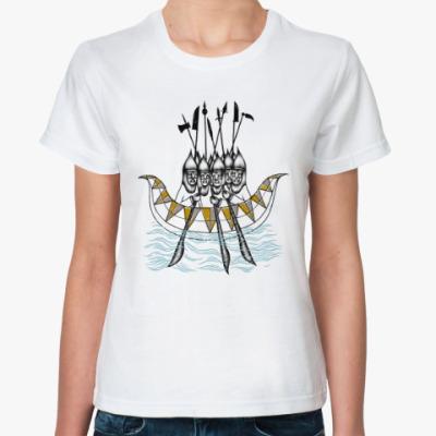 Классическая футболка Викинги