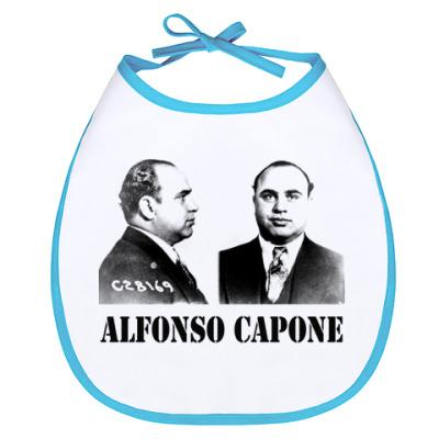 Слюнявчик Слюнявчик Аль Капоне