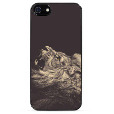 Чехол для iPhone Lion