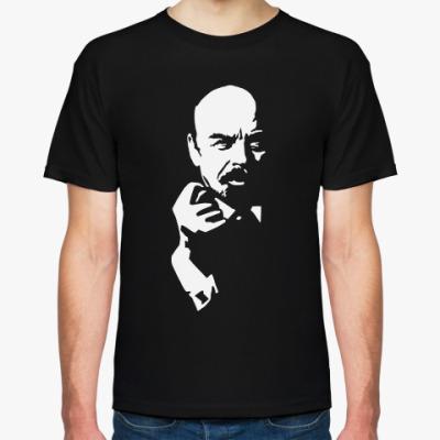 Футболка Ленин с фигой
