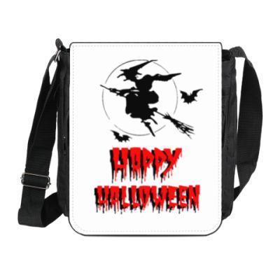 Сумка на плечо (мини-планшет) Halloween