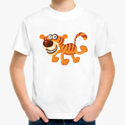 Детская футболка Тигрёнок
