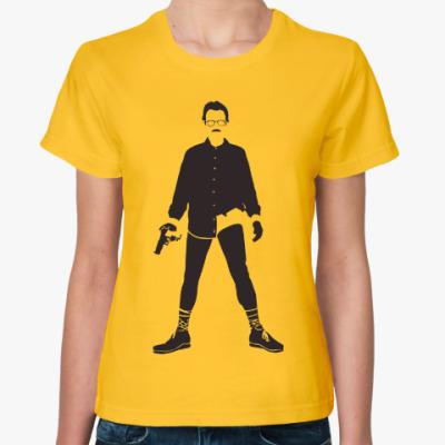 Женская футболка Walter White