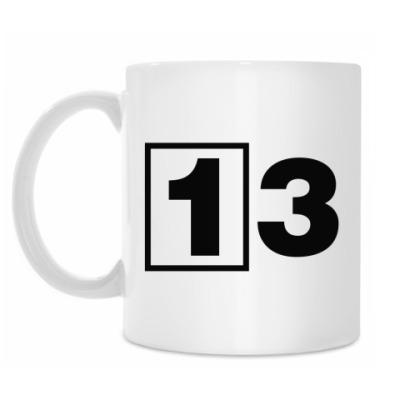 Кружка 13