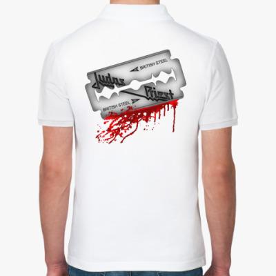 Рубашка поло Judas Priest